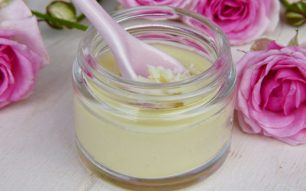 How to make the homemade lotion?