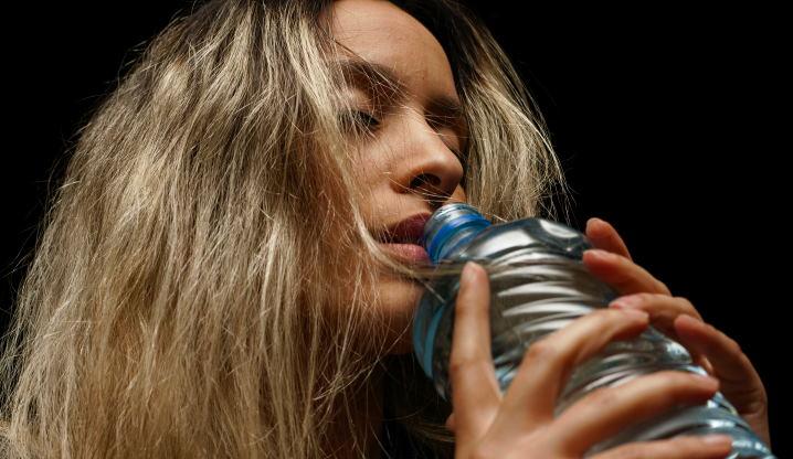 dehydration skin
